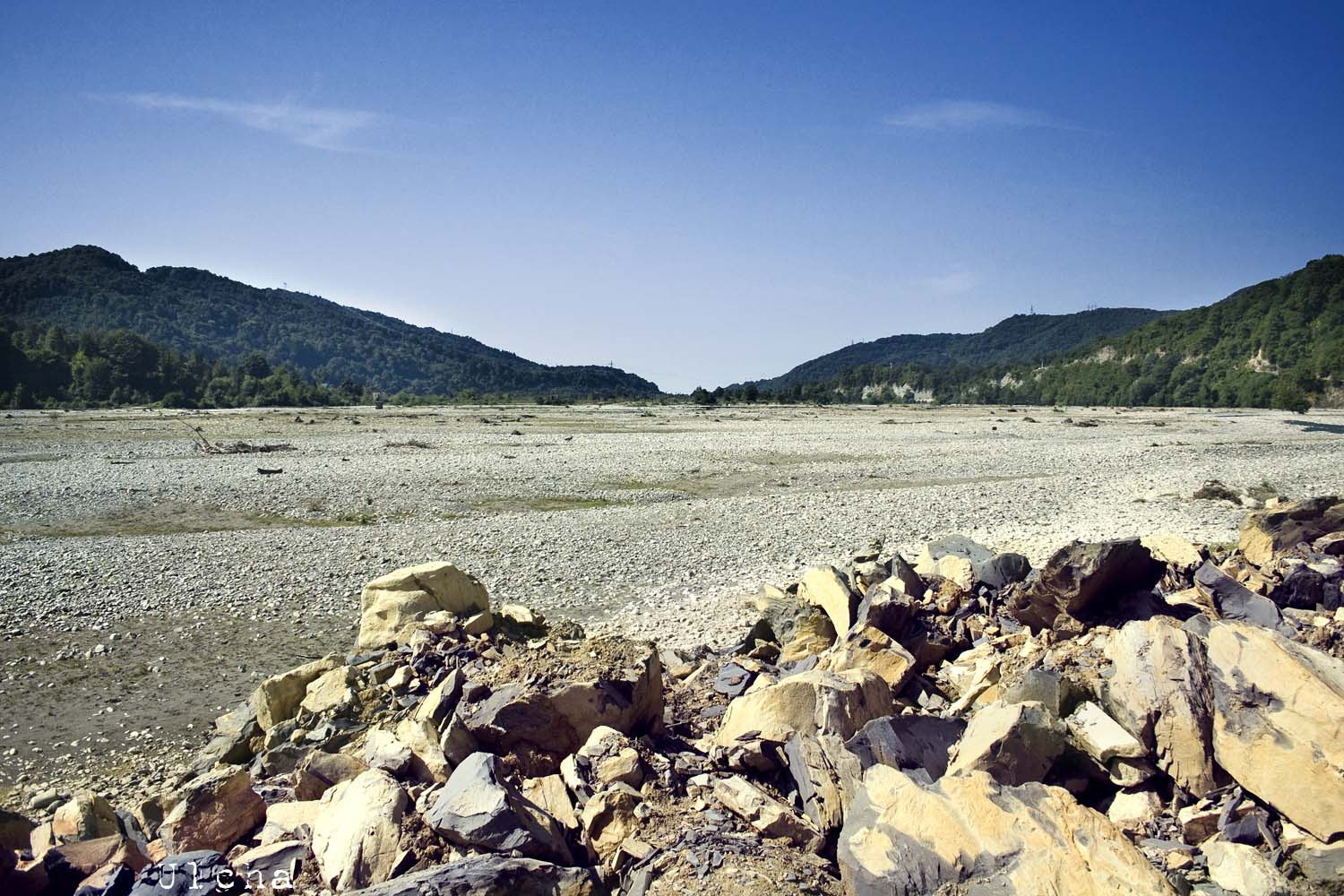 Photograph The dried up river by Julia Iva on 500px
