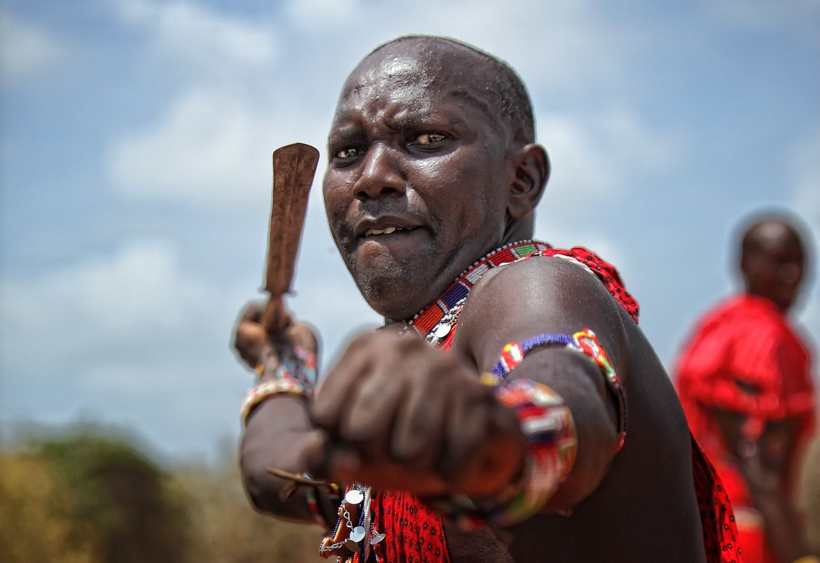 Photograph Only Maasai by Giorgio Conti on 500px