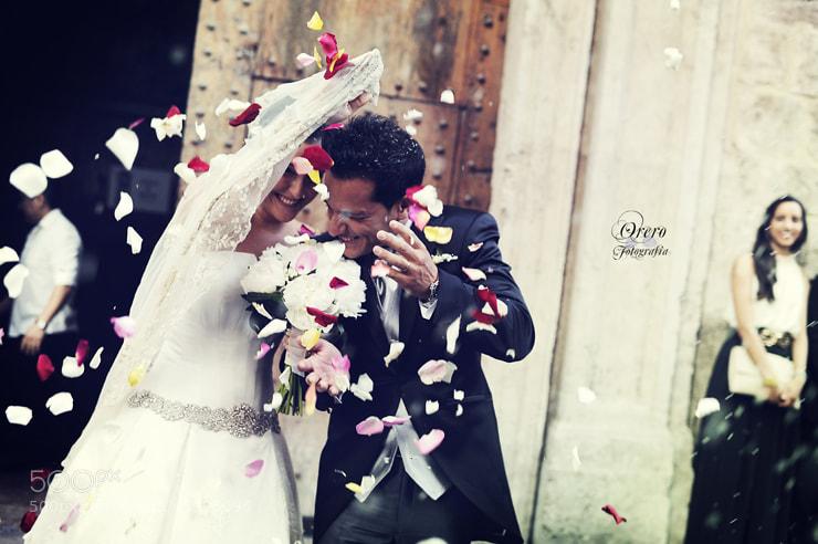Photograph Wedding Petals by Manuel Orero on 500px