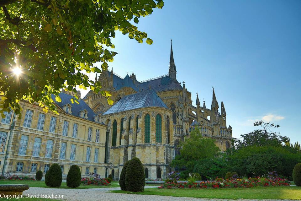 Photograph Reims Cathedral by David Batchelor on 500px