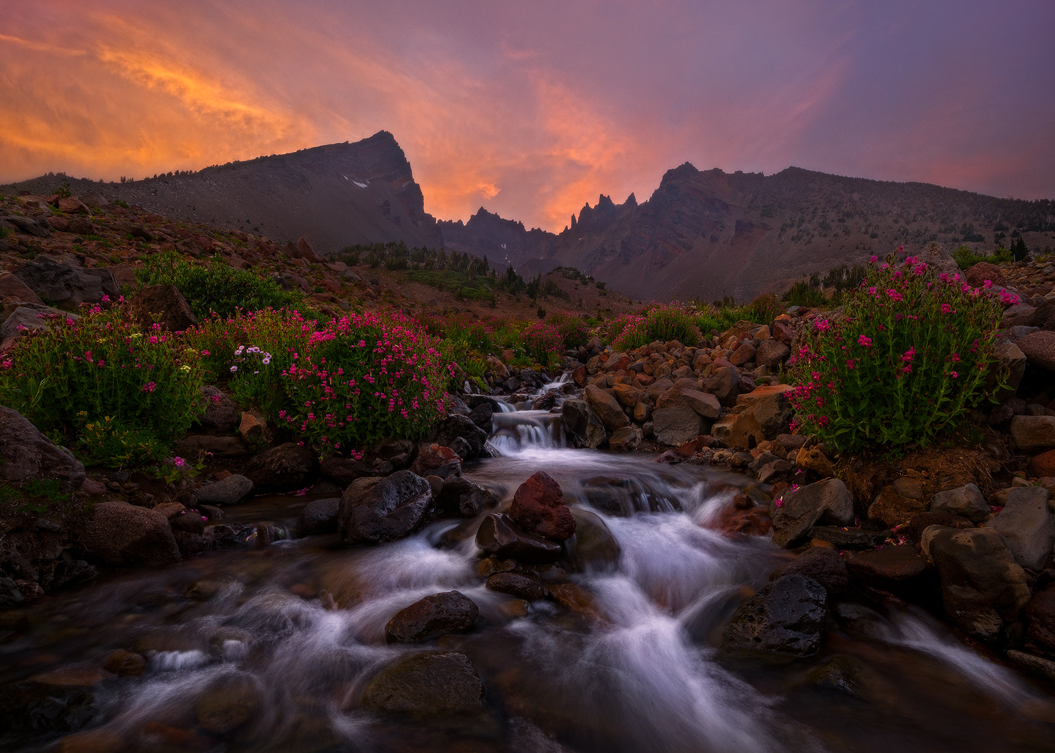 Photograph Confusion Ridge by Miles Morgan on 500px