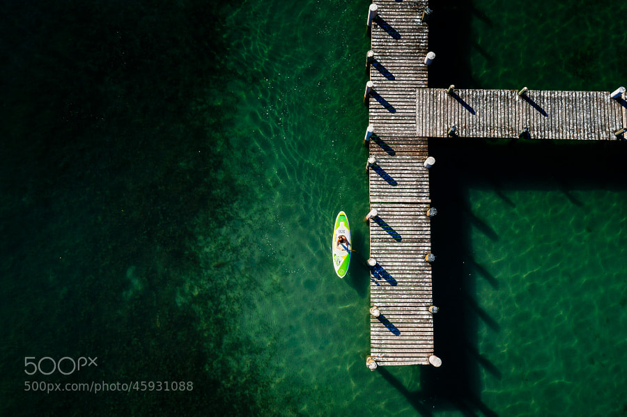 Photograph Paddleboard dream by Chris Schmid on 500px