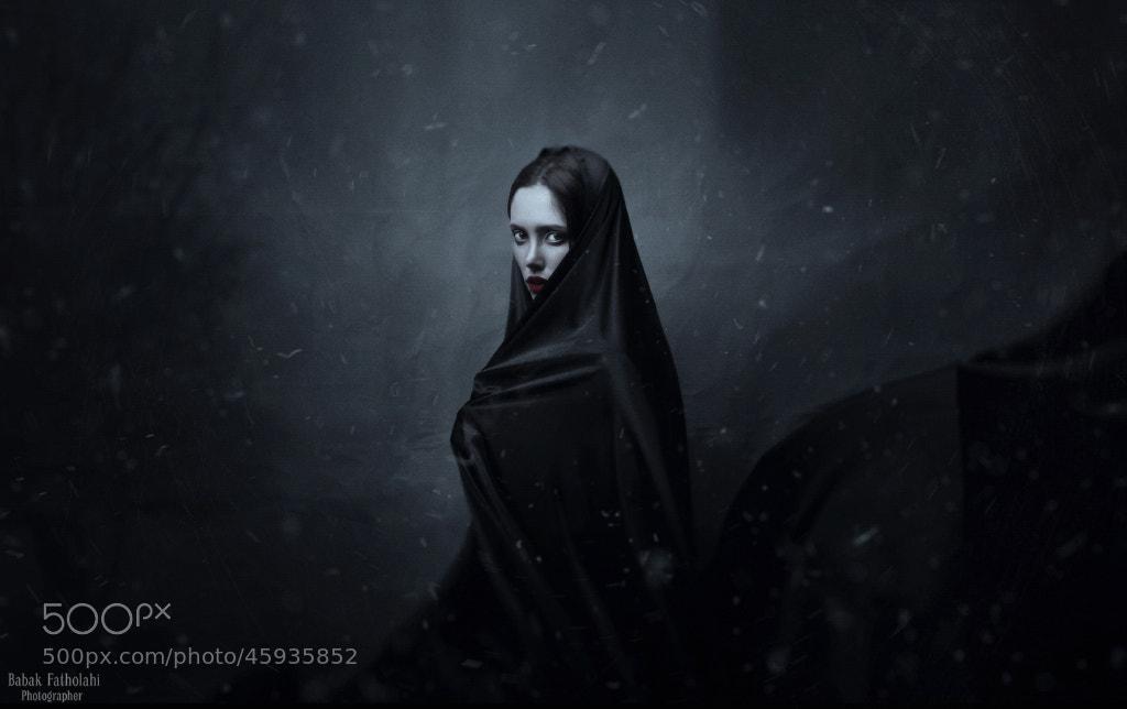 Photograph beautiful scar by Babak Fatholahi on 500px