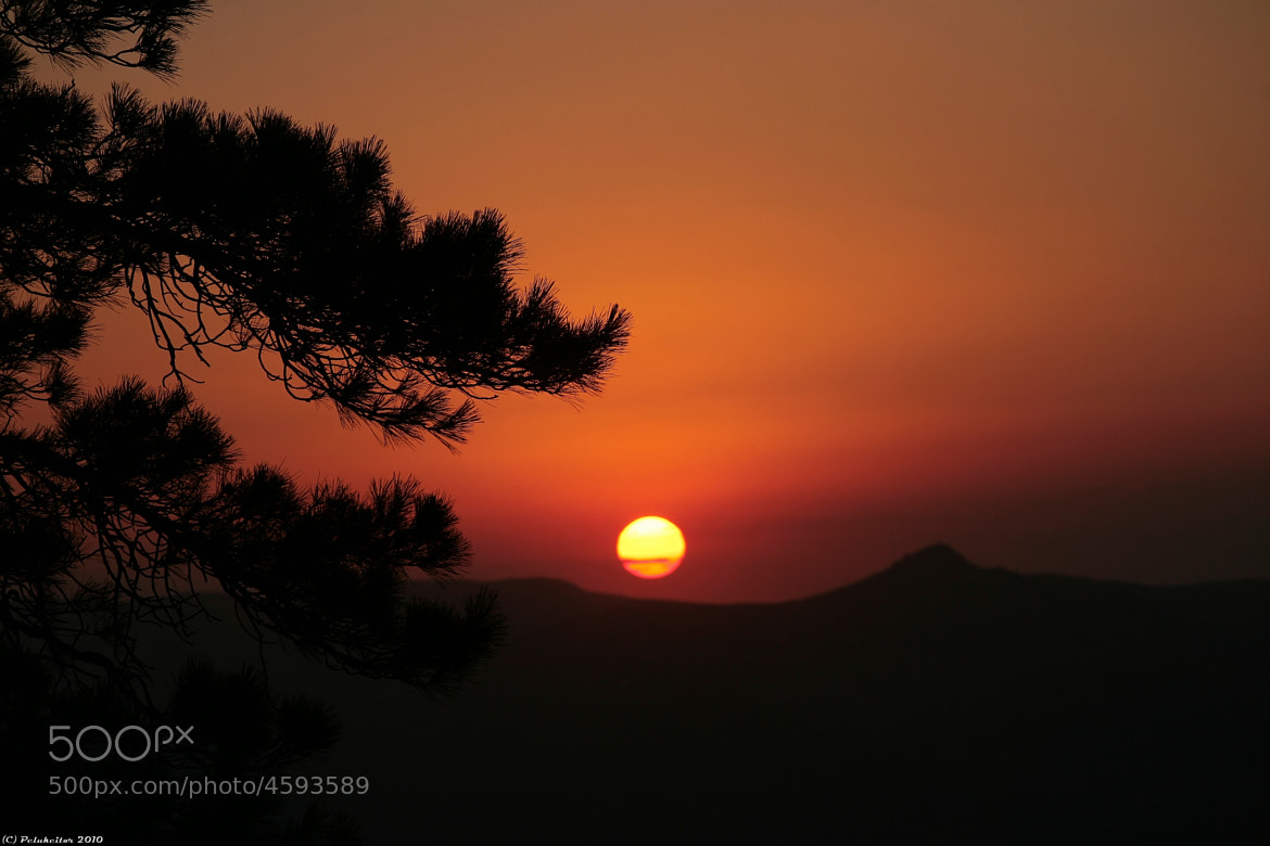 Photograph Atardecer by Juan Carlos Rodriguez on 500px