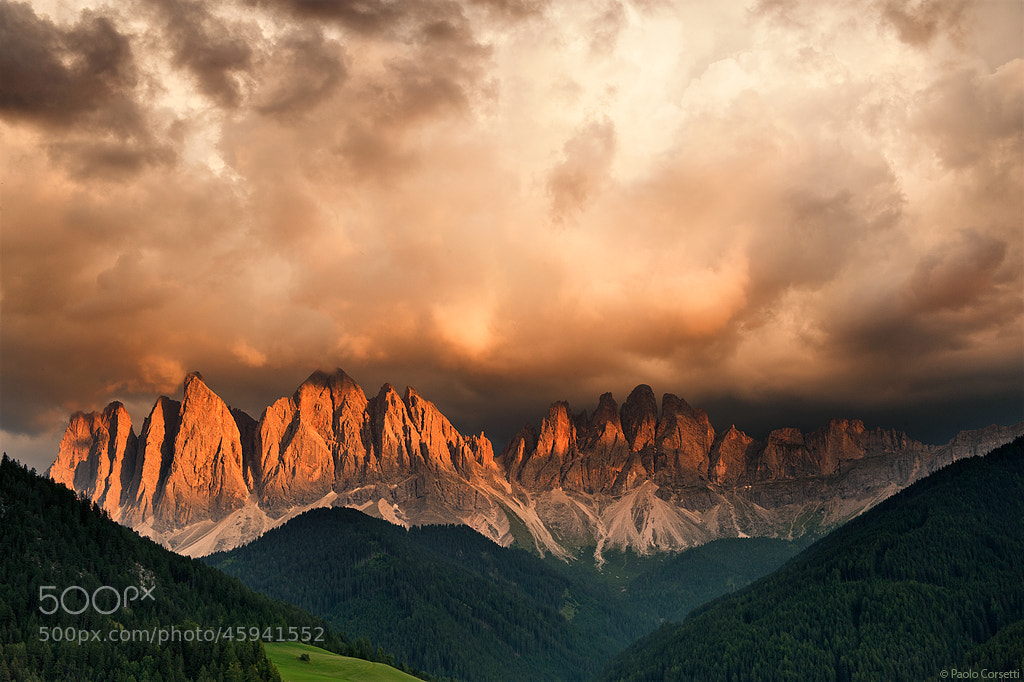 Photograph Odle Version#1 by Paolo Corsetti on 500px