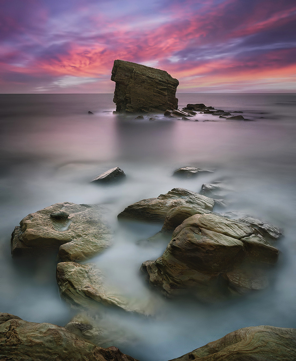 Photograph Collywell Bay by Jimmy Mcintyre on 500px