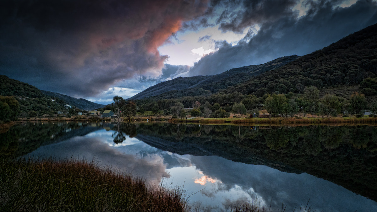 Photograph Thredbo Sunset by Argo Shots on 500px