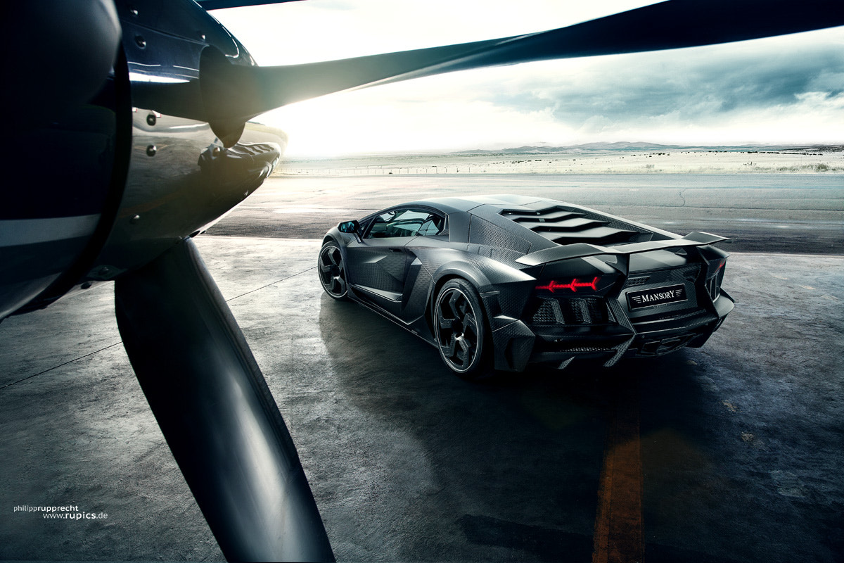 Photograph Mansory Carbonado by Philipp Rupprecht on 500px