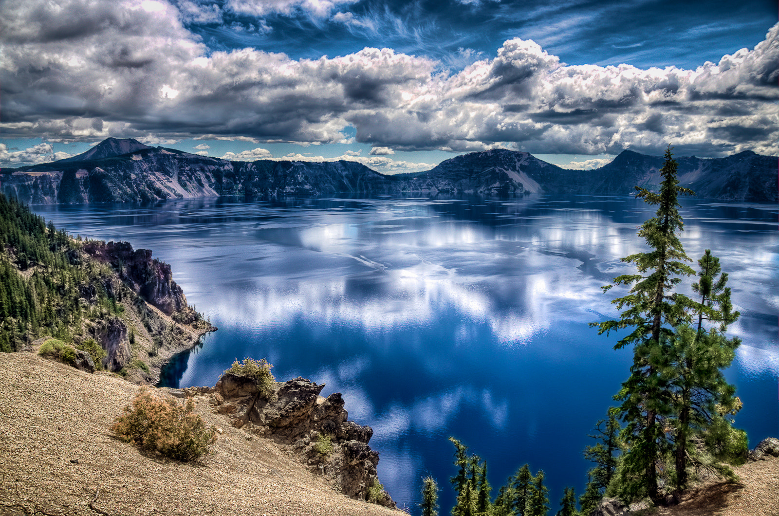 Photograph Crater Lake, Oregon by Steve Steinmetz on 500px