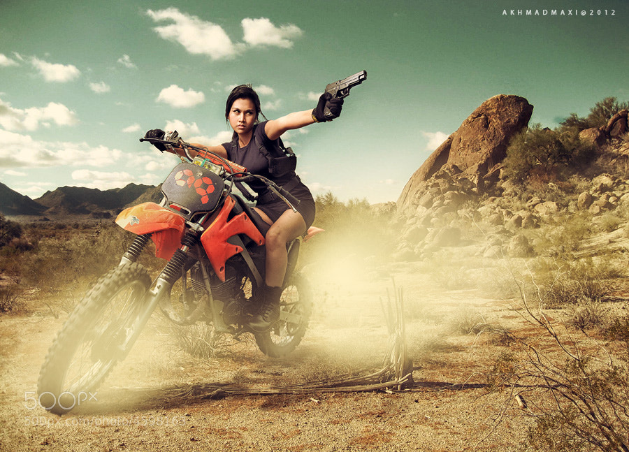 Photograph Adventure Girl by Akhmad Maxi on 500px