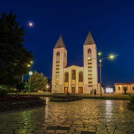 church (01) - St. James, Medjugorje