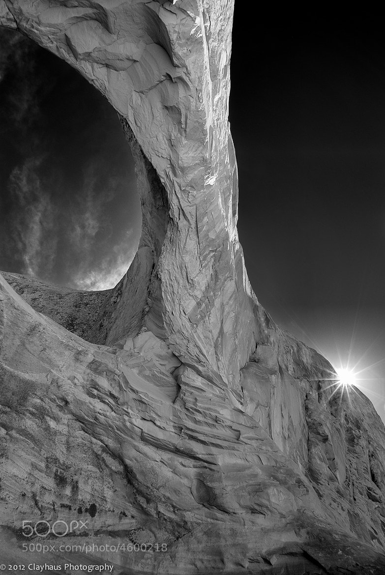 Photograph Pinto Arch by Jeff Clay on 500px