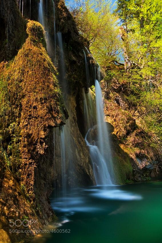 Photograph Plitvice lakes by Daniel Řeřicha on 500px