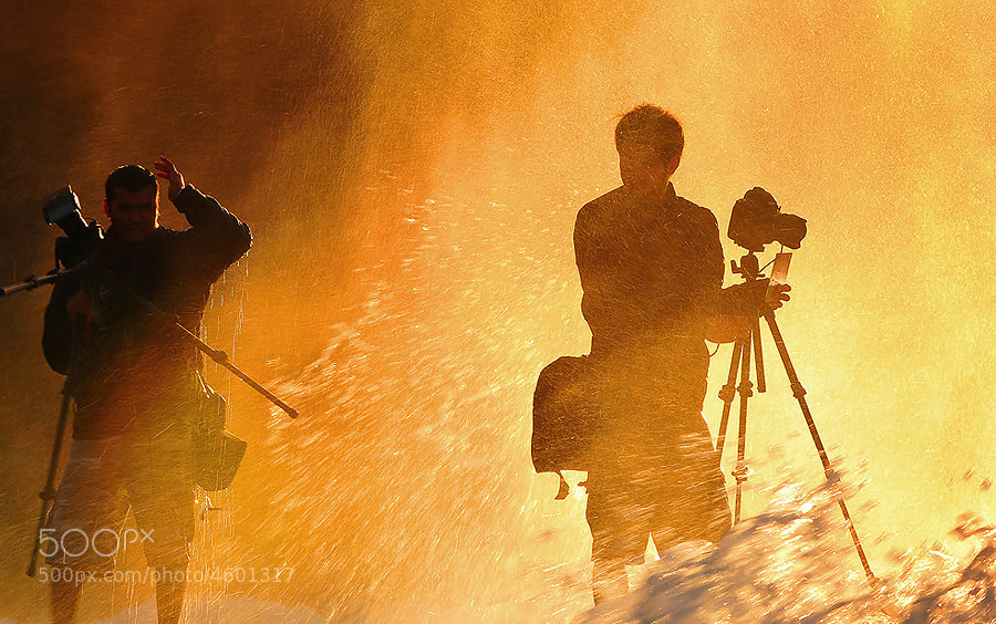 Photograph  Behind the Scenes by MONSTERMICKY ! on 500px