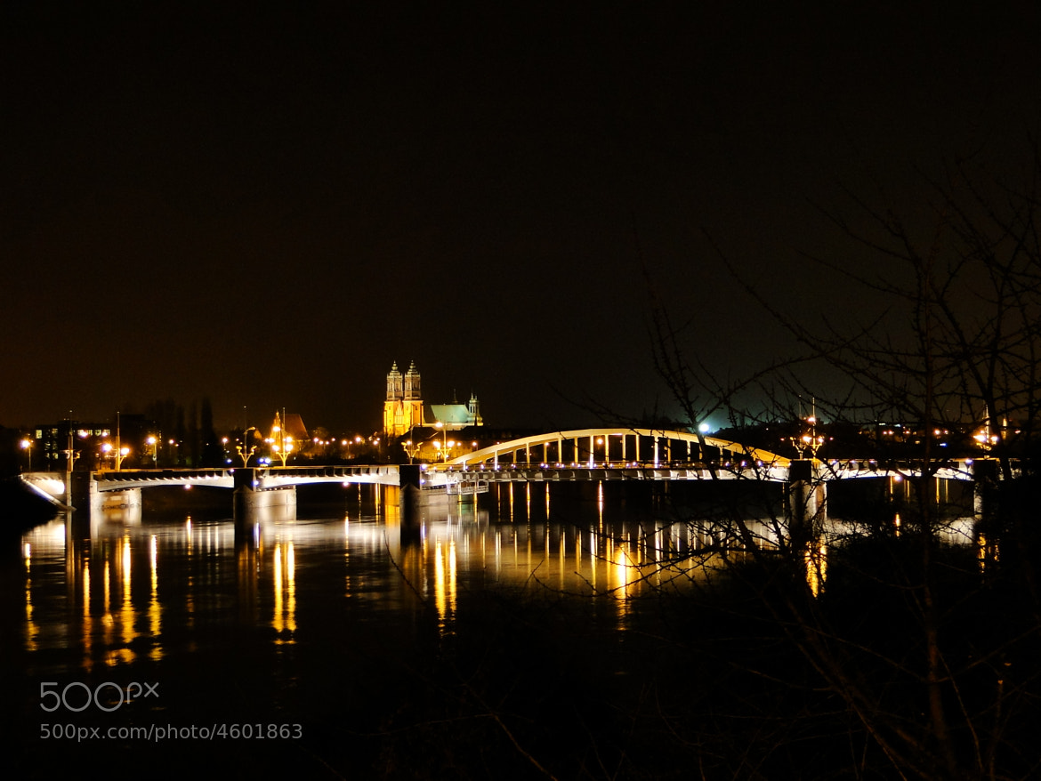 Photograph  Bridge of St. Roch _ Poznań by Marek Pietrzyk on 500px