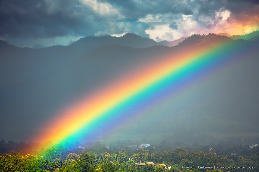 Photograph Rainbow (Pai Thailand) by Anton Jankovoy on 500px