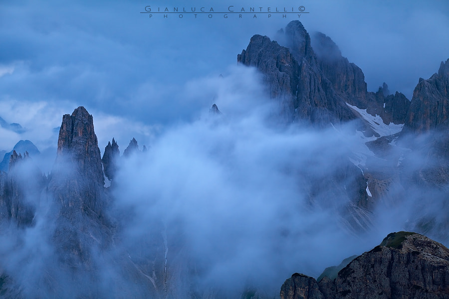 Photograph Empire Of Ghosts by Gianluca Cantelli on 500px