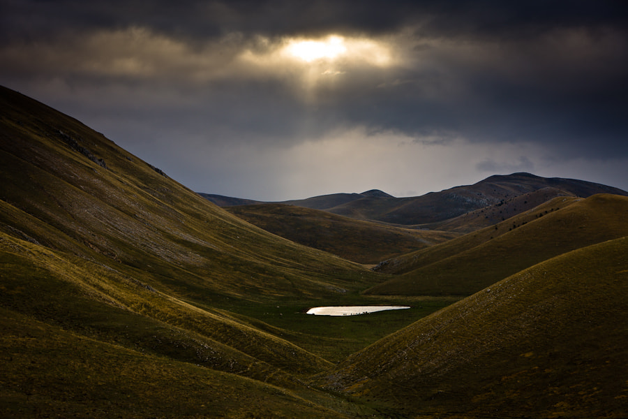 Photograph Light over Campo Imperatore by Hans Kruse on 500px