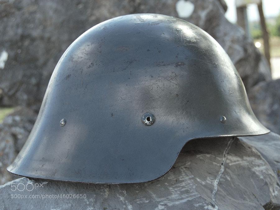 CASCO M26 Gris cemento (sin trabilla frontal) 4