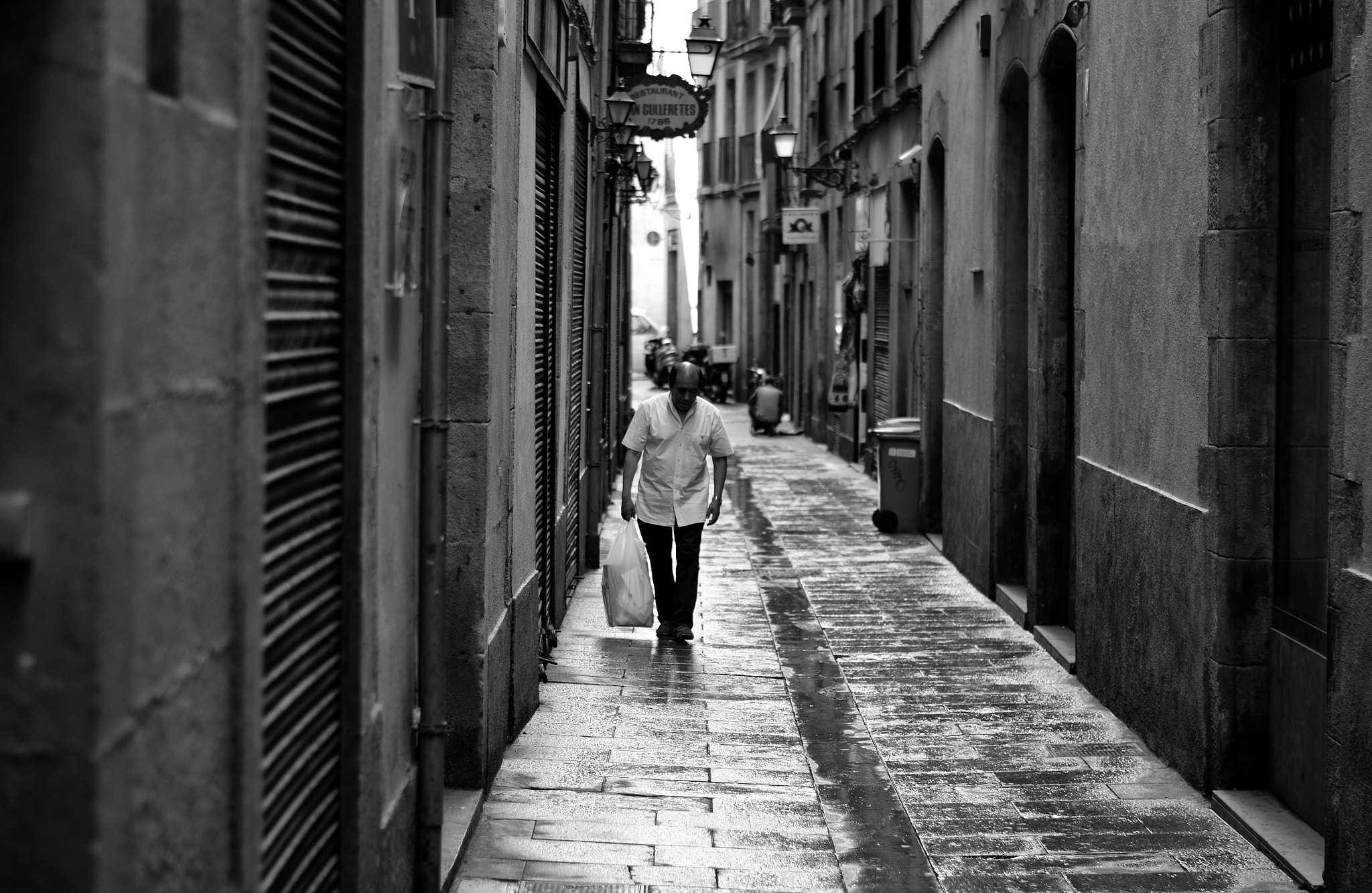 Photograph Streets of Barcelona by Teo Gasparovic on 500px