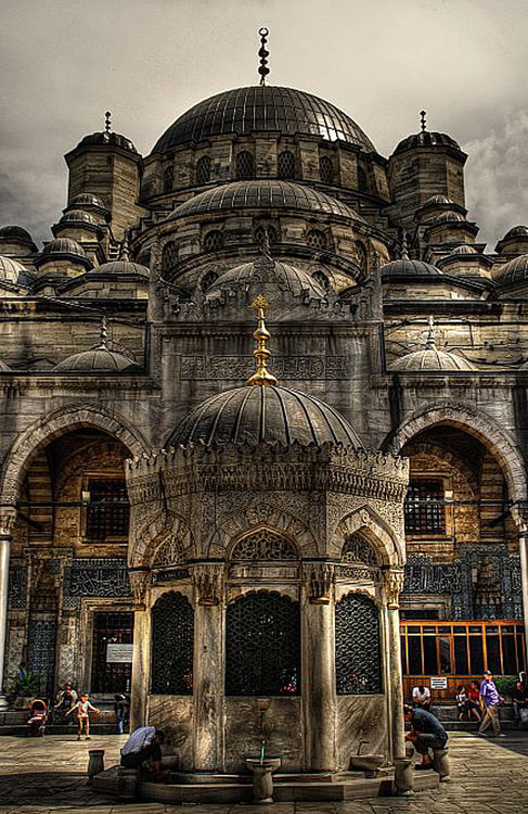 Photograph New Mosque by Fulya Fercan on 500px