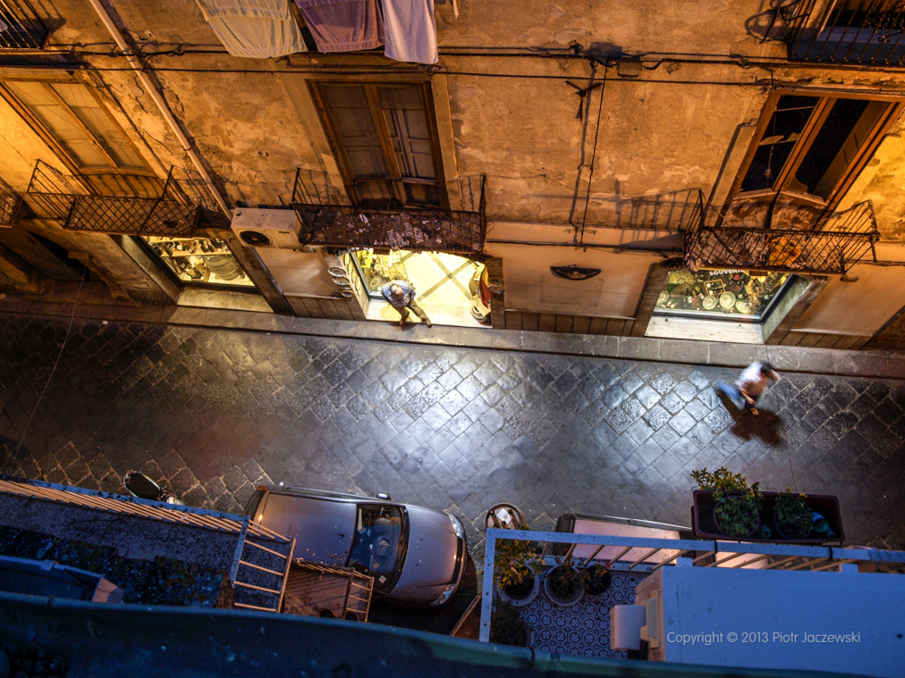 Photograph Sicily Street by Peter Jot on 500px