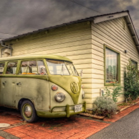 Volkswagen Bus by lemona mama (lemonamama)) on 500px.com