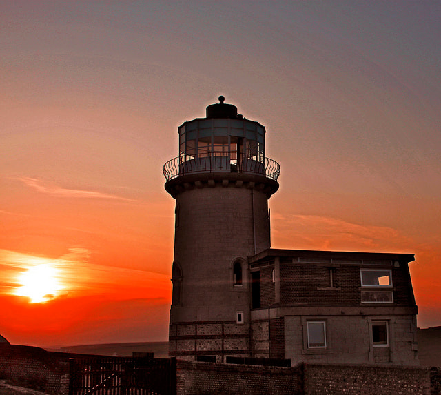 Photograph Beachy Head Lighthouse by Denise  Miller Photography on 500px