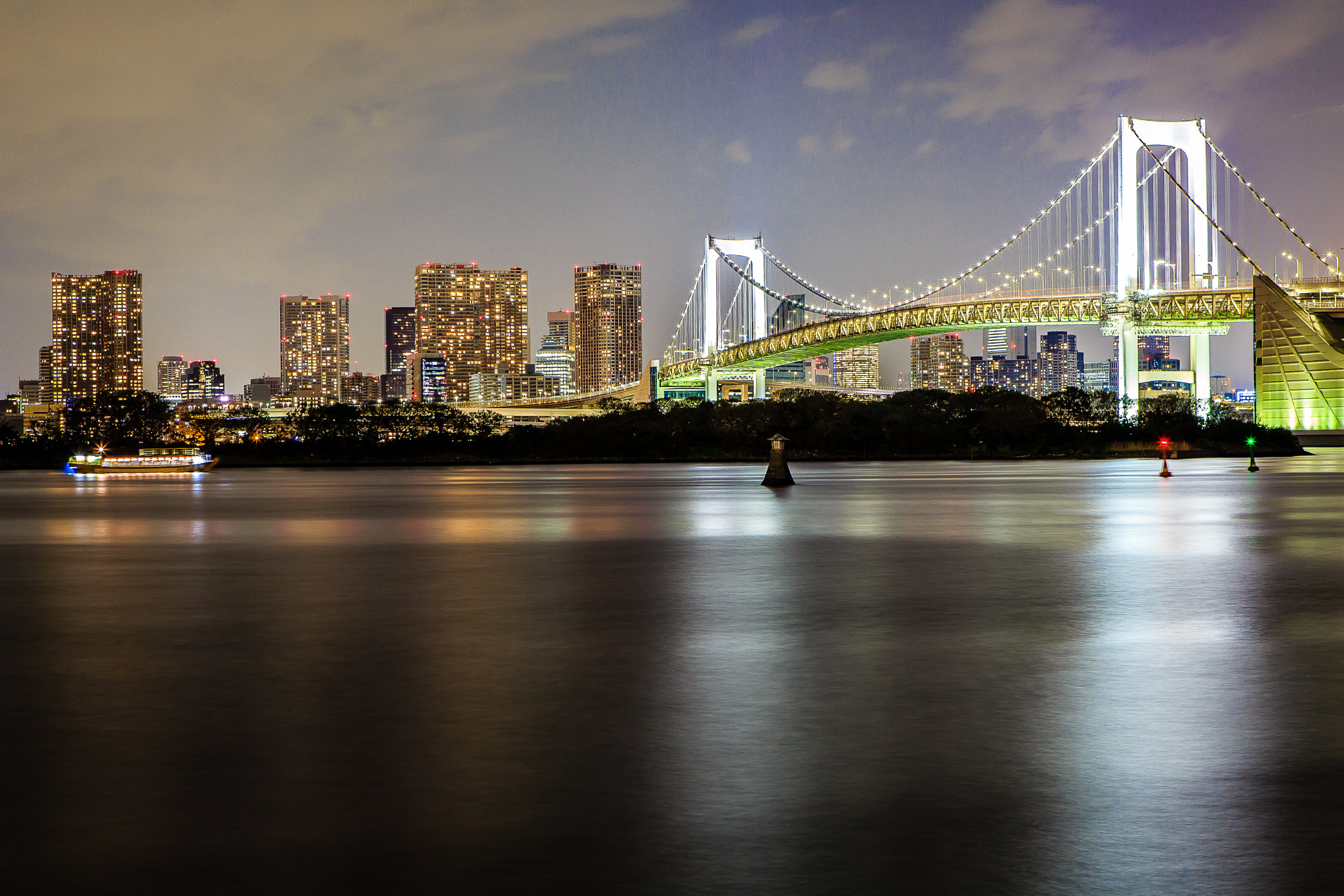 Photograph View of Odaiba 2 by Huy Tonthat 2 on 500px