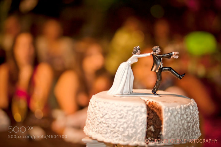 Photograph Cake Topper! by Courtney Chen on 500px