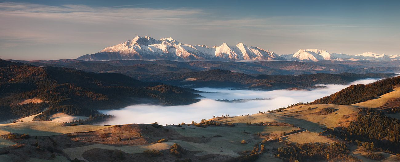 Photograph In the first rays 2 by Maciej Kolber on 500px