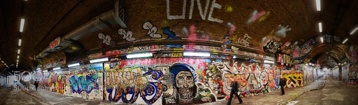 Photograph Leake Street by Marco Hofmann on 500px