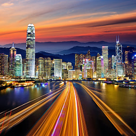 The city of light by Kittipop Laohakul (maximo2519) on 500px.com