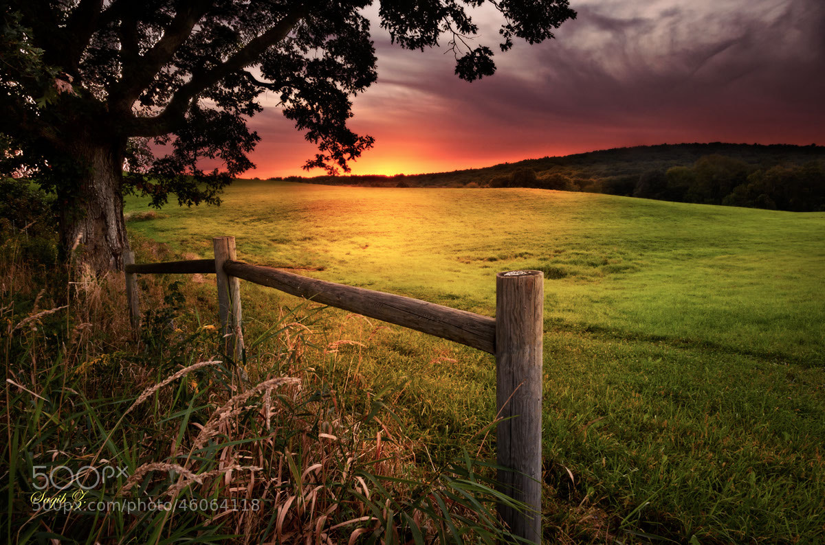 Photograph Dreamy Sunset#2 by Saqib Zulfiqar on 500px