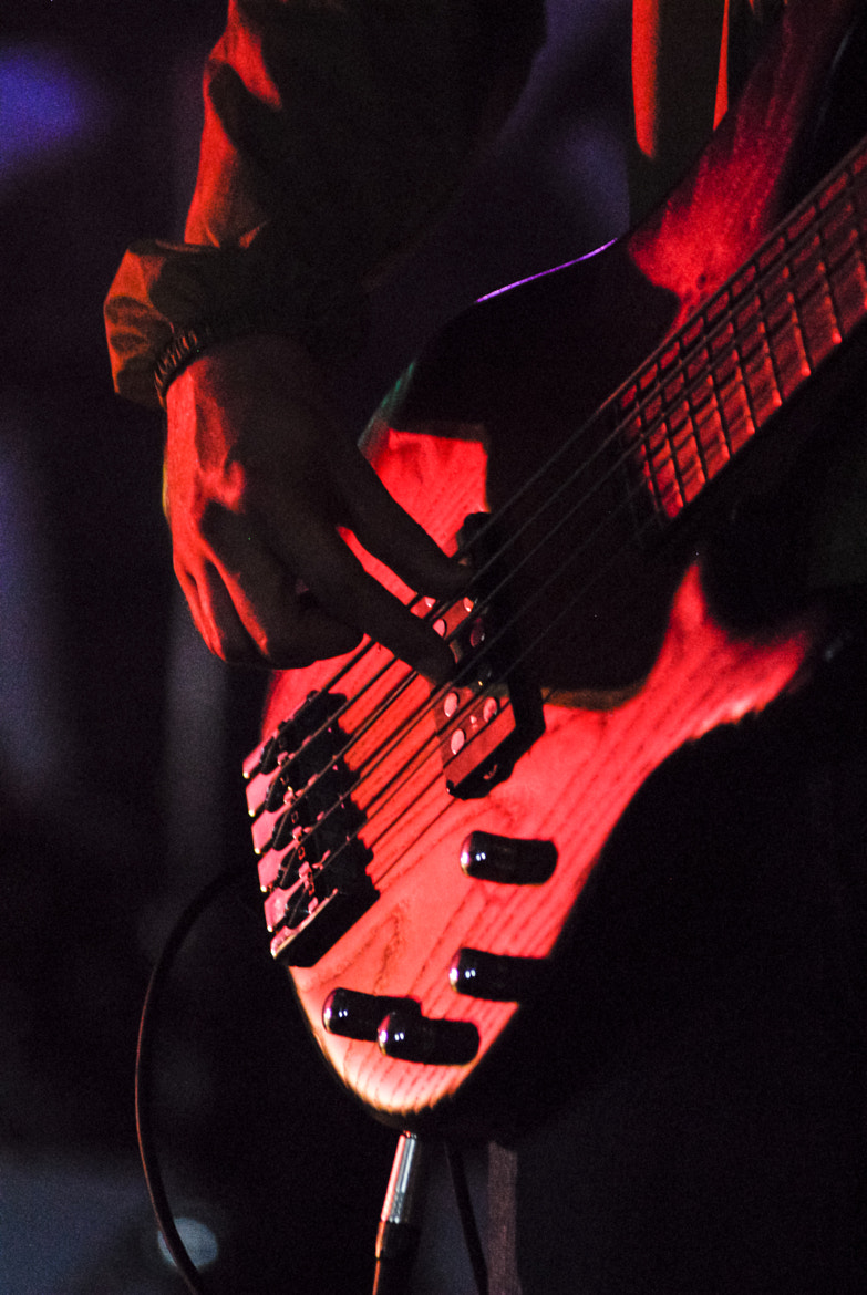 Photograph Red Guitarist by Dave Willis on 500px