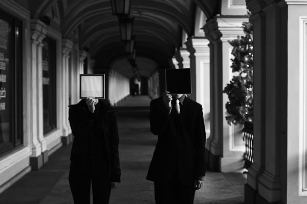Photograph People Without Faces by Kirill Petrovskiy on 500px