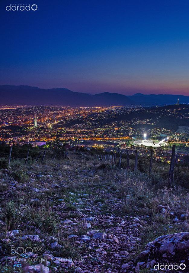 Photograph Sarajevo by Armin DoradO on 500px