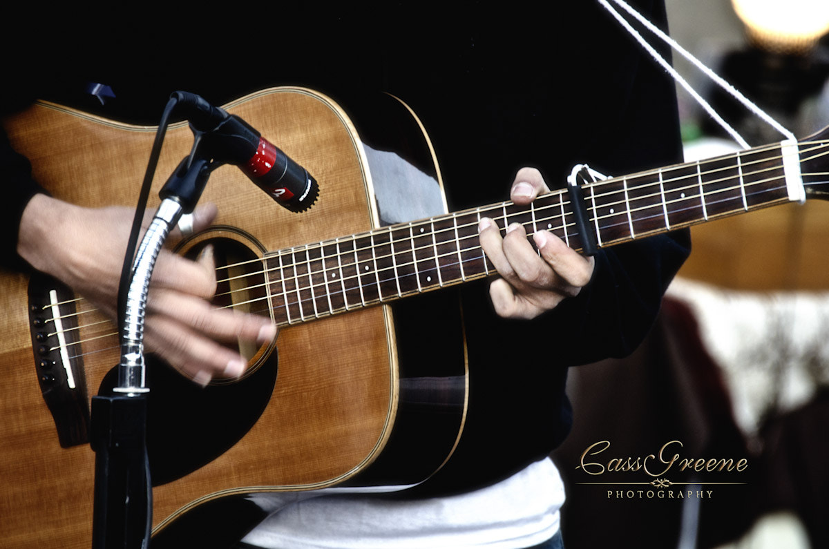 Photograph Guitar by Cass Peterson Greene on 500px