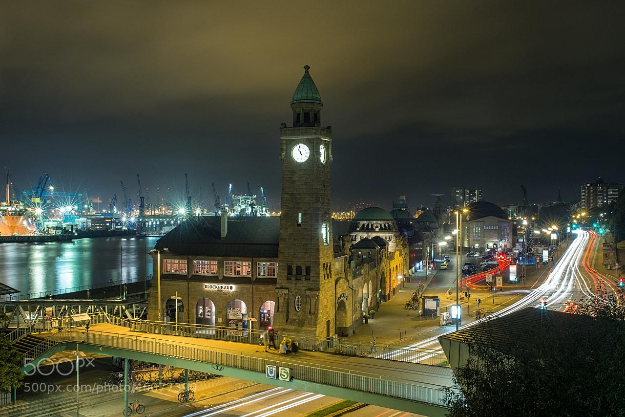 Photograph Good Night, Hamburg... by Sebastian  Warneke  on 500px