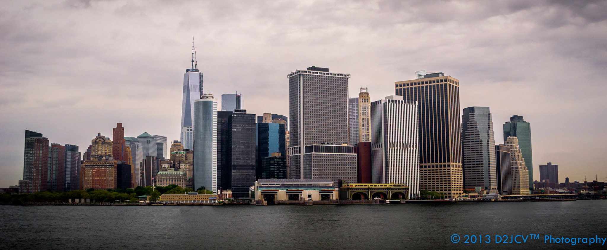 Photograph NYC Skyline 1 by Daniel J. Cummuta on 500px