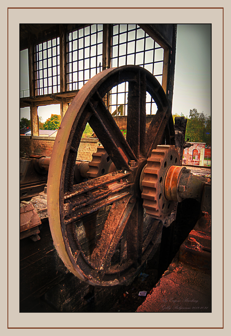 Photograph Old Mine Belgium by Gene  Brooking on 500px