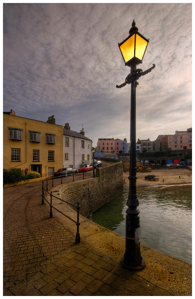 Photograph Tenby Harbour by Geoffrey Baker on 500px