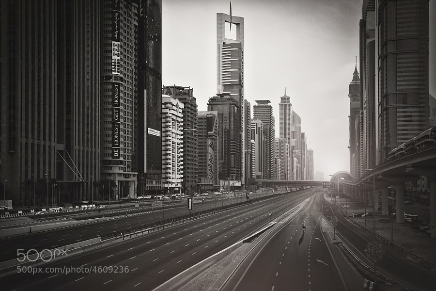 Dubai with a few cars missing. ;-)