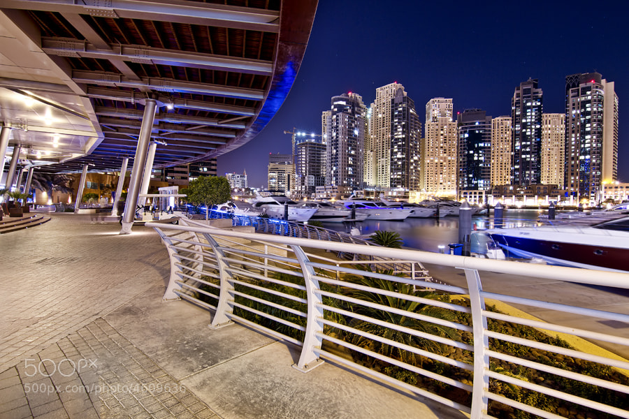Photograph The Yacht Club - Dubai by Eugene Santos on 500px