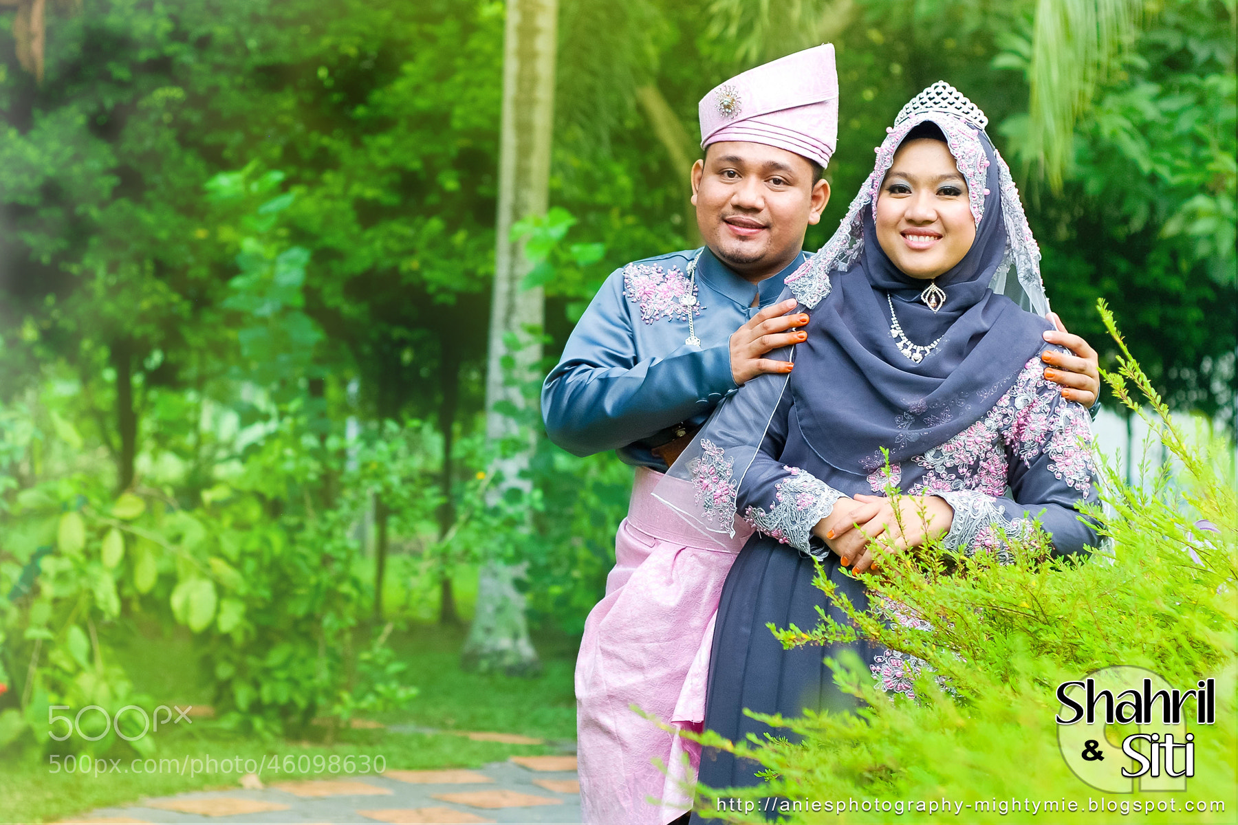 Photograph shahril + siti 3... by mightymie on 500px