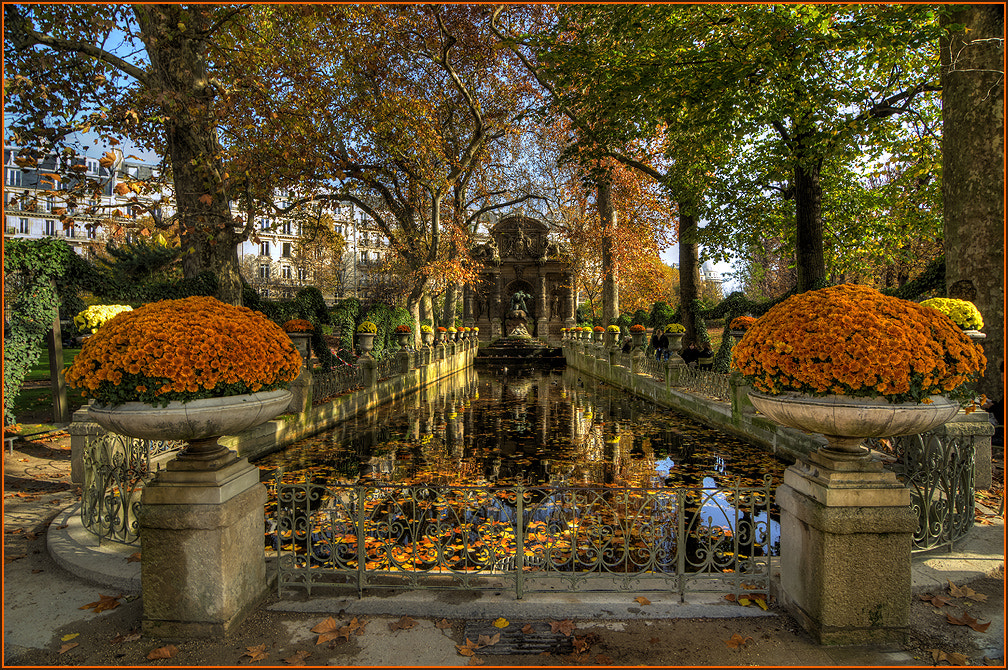 Photograph Fountain of Medicis, Paris by dogukan canakkale on 500px