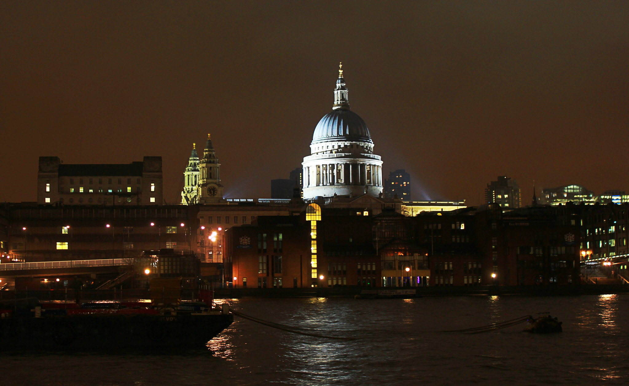 Photograph View from Tate Modern by A J on 500px