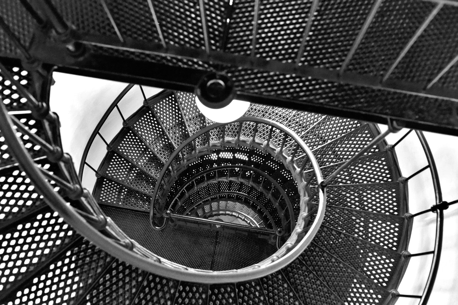 Photograph Circular Staircase by Dan Sherman on 500px
