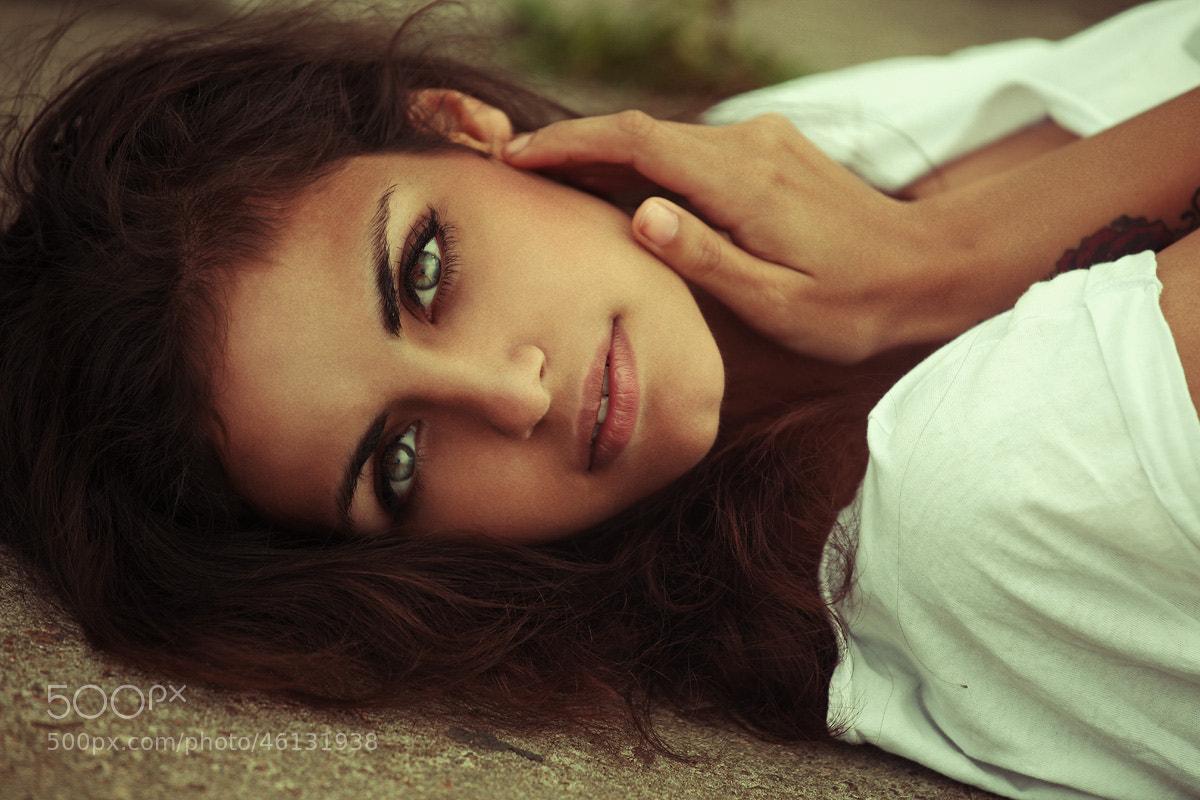 Photograph Portrait of Jasmine by Jana Ultra on 500px