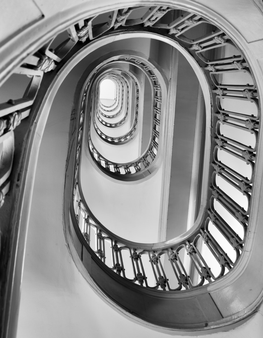 Photograph Spiral by Christopher Justice on 500px